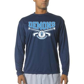 RTT A4® Cooling Performance Long Sleeve Crew