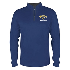 Memphis Baseball Badger Sport® B-Core 1/4 Zip