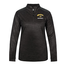 Memphis Baseball Badger Sport® Tonal Blend Women's 1/4 Zip