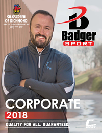 2018 Badger Sports Corporate Catalog