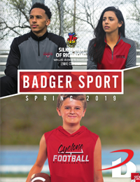 2019-Badger Sports Spring Catalog