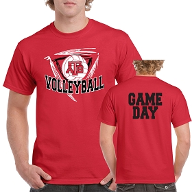AB V-ball Game Day Shirts - PLAYERS ONLY