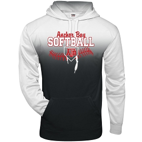 ATB Softball Ombre Hood