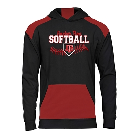 ATB Softball Performance Fleece Hood