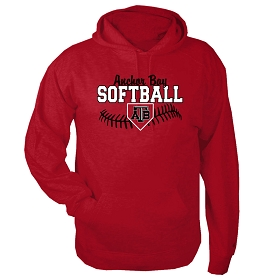 ATB Softball Fleece Hood