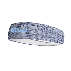 Blues Badger Sport Blend Headband