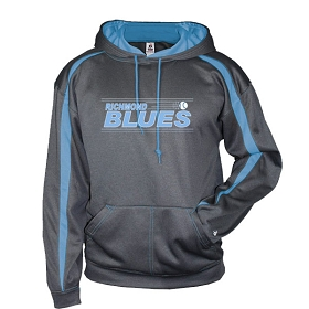 Blues Badger Sport Fusion Hood
