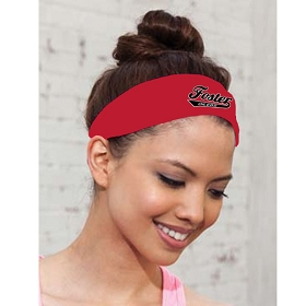 Foster Oilers Stretch Headband