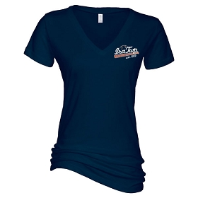 Ira Twp. LL Enza Ladies Essential V-Neck Tee