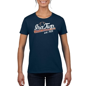 Ira Twp. LL Gildan® Ultra Cotton® Ladies' T-Shirt
