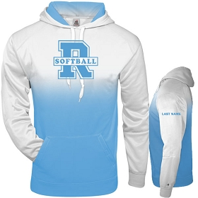 RHS SOFTBALL JV PLAYERS ONLY - Ombre Hood