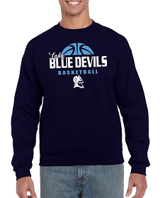 RHS Girls Basketball Crewneck Sweatshirt