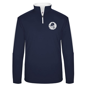 Richmond Volleyball Sideline 1/4 Zip by Badger