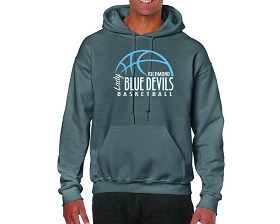 Richmond Girls Basketball Hooded Sweatshirt
