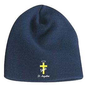 St. A's KC Caps Short Knit Beanie