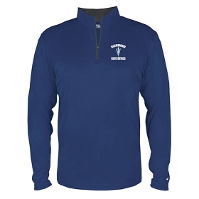 RHS Baseball Badger Sport B-Core 1/4 Zip
