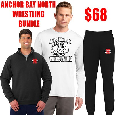 Anchor Bay North Wrestling BUNDLE!!!