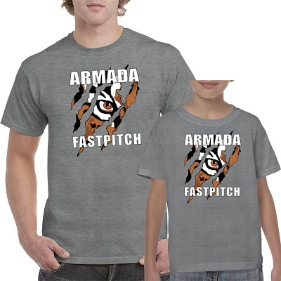 Armada Fastpitch Short Sleeve T-Shirt