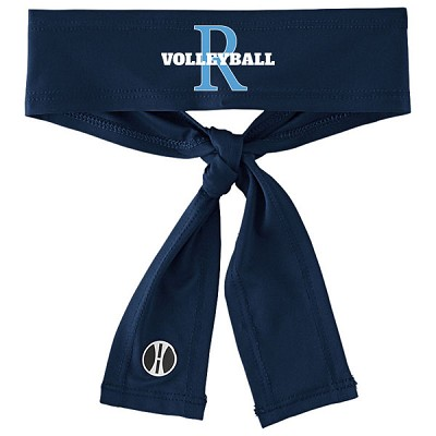 RMS 7th & 8th Grade Volleyball Holloway Zoom Tie Headband