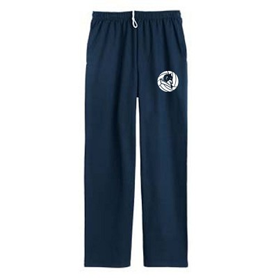 RHS Volleyball Pocketed Open Bottom Sweatpants