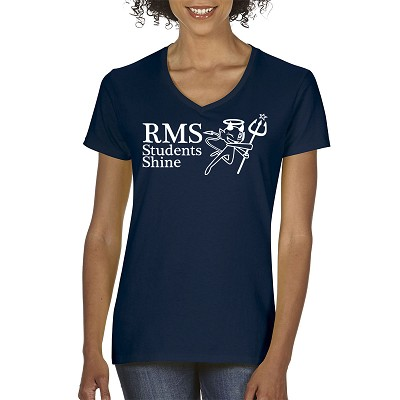 RMS Ladies V-Neck