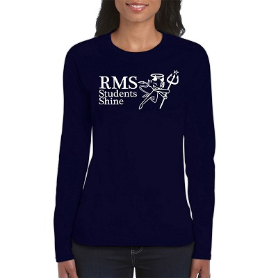 RMS Shine Ladies Softstyle Long Sleeve T-Shirt