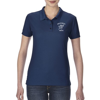 RMS Ladies Performance Sports Polo