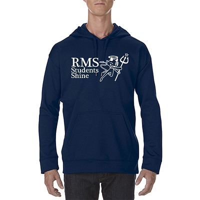 RMS Performance Hooded Sweatshirt