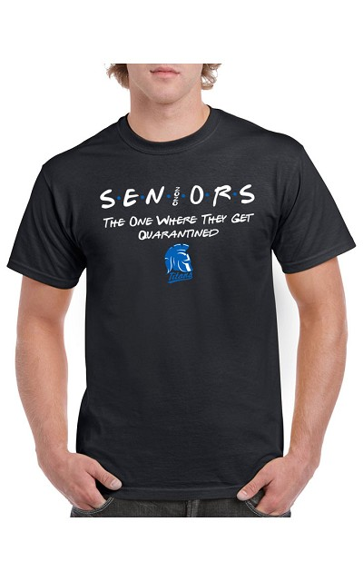 Warren Woods Tower HS Seniors Shirt