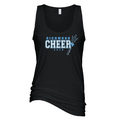 TAFL Cheer Enza Ladies Essential Tank