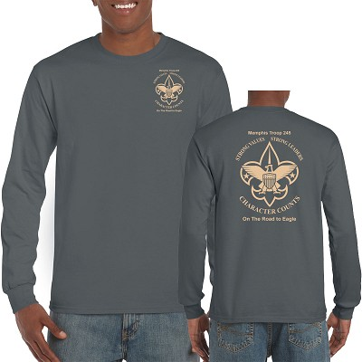 Troop 245 Long Sleeve T-Shirt
